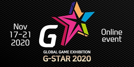 G-STAR Global Game Exhibition 2020 tickets