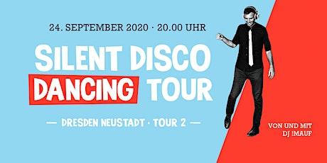 SILENT DISCO DANCING TOUR // Route #2 billets