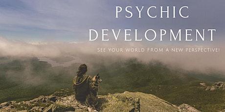 07-11-20 Psychic Development; Beginners Mediumship tickets