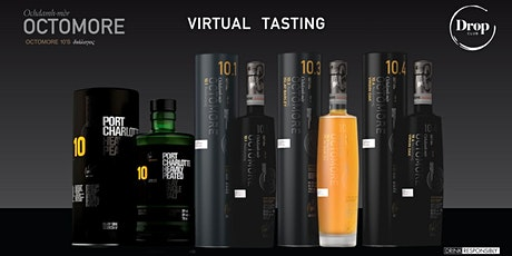 Octomore Virtual Tasting  Hosted by Chloe Wood & Andy Buntine tickets