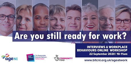 Interviews & Workplace Behaviours Workshop tickets