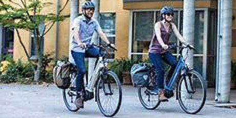FREE E-bike demo and try it yourself sessions tickets