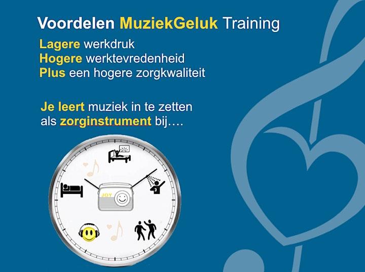 Afbeelding van MuziekGeluk de-mei-training