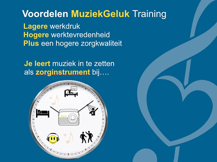 Afbeelding van MuziekGeluk de-maart-training