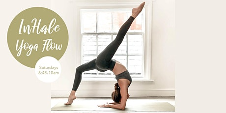 Saturday 26th September • Yoga Flow at  InHale Yoga • Studio Space Ticket tickets