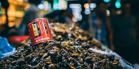 Edible Insects - avoiding a global food crisis tickets
