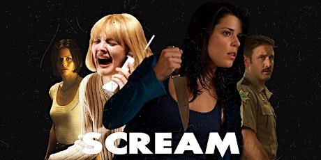 Scream (18) - Drive-In Cinema at Bristol Filton Airfield tickets