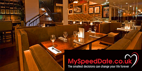 Speed Dating Bristol ages  26-38 (guideline only) tickets