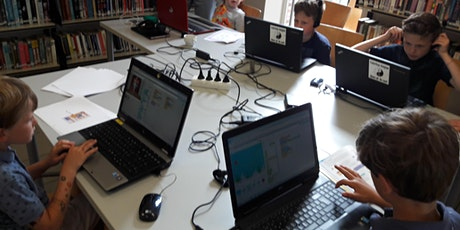CoderDojo Lanaken- 27/09/2020 tickets