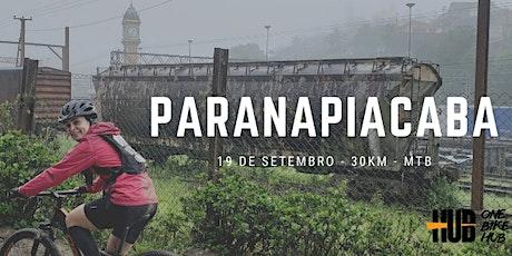 Rota Vila Inglesa -  Paranapiacaba 30 km  - MTB -  bilhetes
