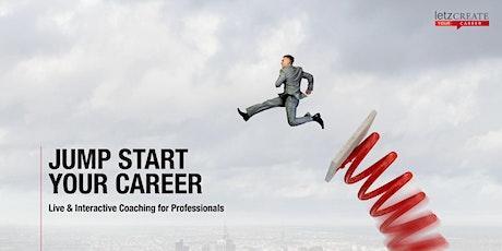 Jump Start Your Career tickets