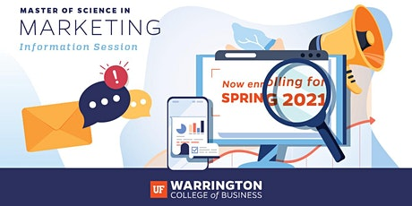 UF Master of Science in Marketing Information Session tickets