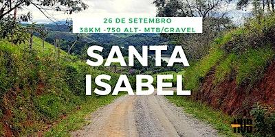 Rota Santa Isabel - 38 km - Intermediário +