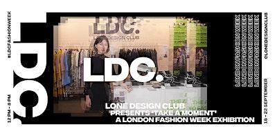 Lone Design Clubs LFW Digital Installation in par
