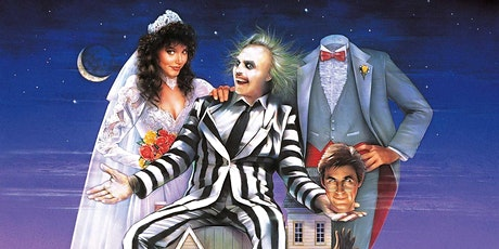 Beetlejuice (12A) - Drive-In Cinema at Bristol Filton Airfield tickets