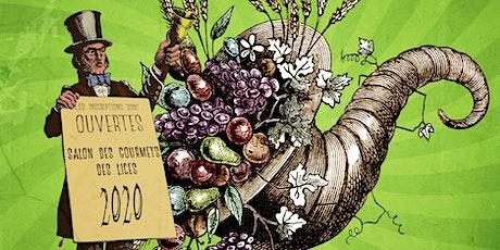 Salon des Gourmets des Lices 2020 billets