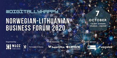 Norwegian-Lithuanian Business Forum 2020 tickets