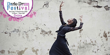 Flamenco Workshop ​with Yinka Esi Graves - Darlo Drum Festival Online tickets