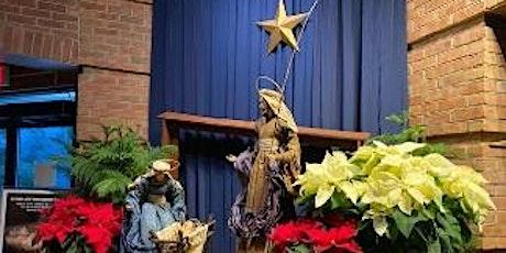 3pm Mass - Unity Hall - Christmas Eve - December 24, 2020 tickets