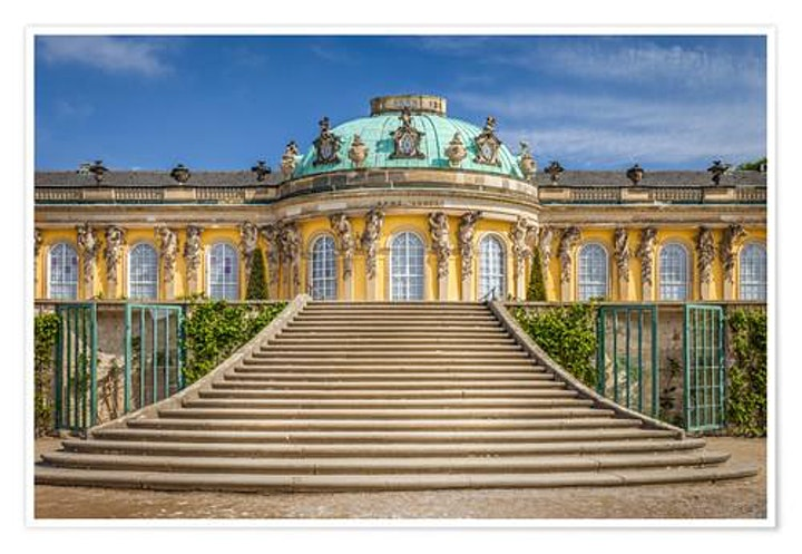 Potsdam Castles and Magic Tour image