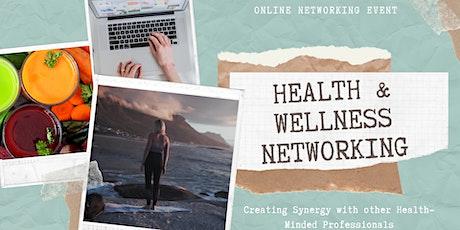 Health & Wellness Professionals Empowered!! tickets