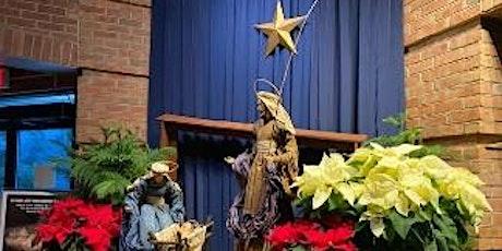 10:00pm Mass - Church - Christmas Eve - December 24, 2020 tickets