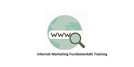 Internet Marketing Fundamentals 1 Day Virtual Live Training in Zurich tickets