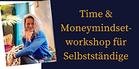 Time- & Moneymindset Workshop für Selbstständige Tickets