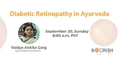 Diabetic Retinopathy in Ayurveda