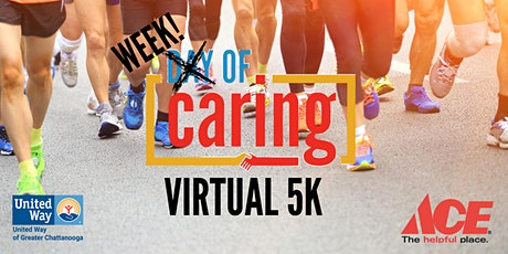 Virtual Week of Caring 5K tickets