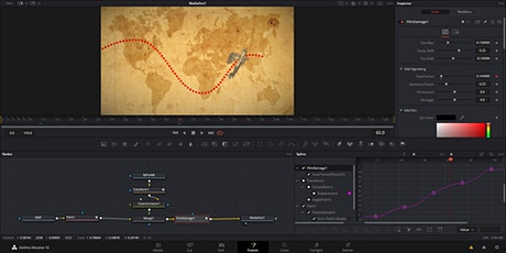 DaVinci Resolve - Introduction to Fusion VFX (2x3hrs) Tickets