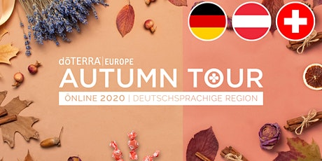 Autumn Tour Online 2020 - WeShare-Tag tickets