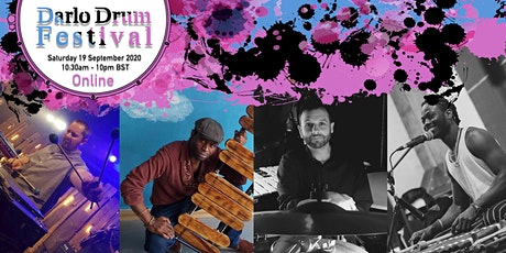 Mallet Percussion:  Performance & Discussion  - Darlo Drum Festival Online tickets