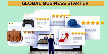 GLOBAL WELLNESS COMMERCE BUSINESS STARTUP tickets