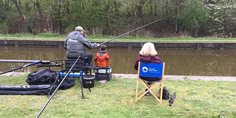 Free Let's Fish! - Nottingham - Learn to Fish session tickets