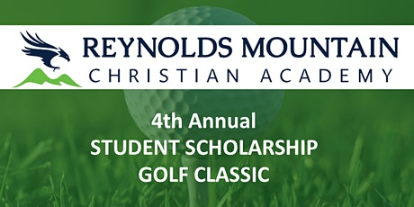4th Annual Student Scholarship Golf Classic tickets