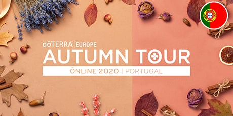 Autumn Tour Online 2020 - Portugal ingressos