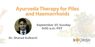 Ayurveda Therapy for Piles and Haemorrhoids
