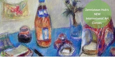 See For Yourself: Online Art Classes with artist John Martin Fulton tickets