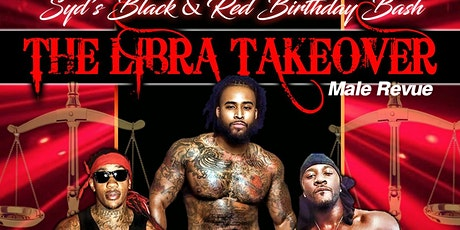 Syd's Libra Birthday Bash: Black and Red Affair tickets