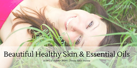 Healthy Beautiful Skin with Essential Oils tickets