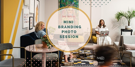 Branding Photography Mini Sessions tickets