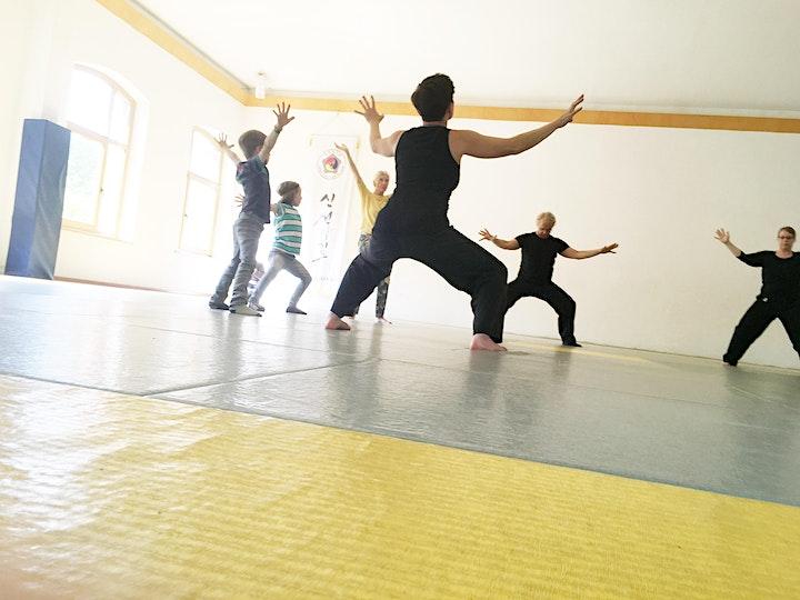 Eltern- und Kind Training (Familientraining): Bild