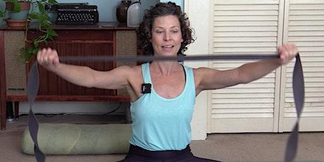 Mid-Day Yoga Break: Where we De-Stress & Increase Flexibility entradas