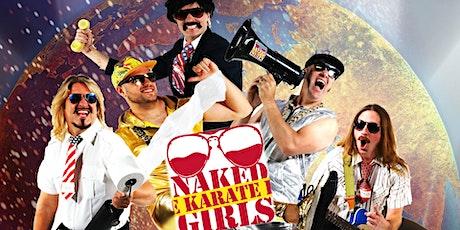 Naked Karate Girls tickets