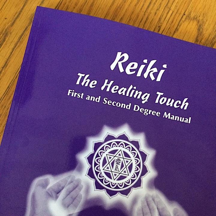 Image pour Usui/Holy Fire III Reiki - Stage Niveau 2