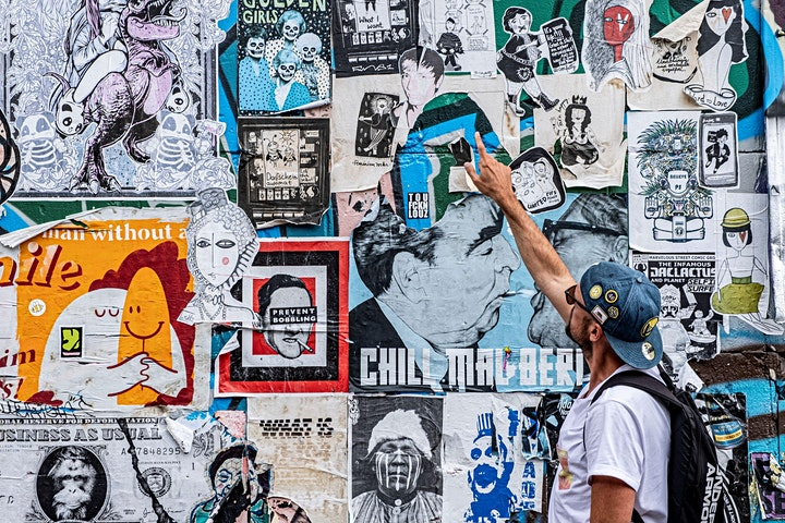 Street Food And Street Art Experience Berlin image