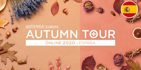Autumn Tour Online 2020 - Spain boletos