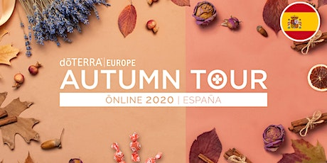 Autumn Tour Online 2020 - Spain entradas