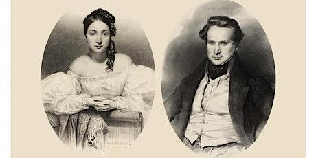 """Spectacle """" Juliette Drouet et Victor Hugo dans le 9e """" billets"""